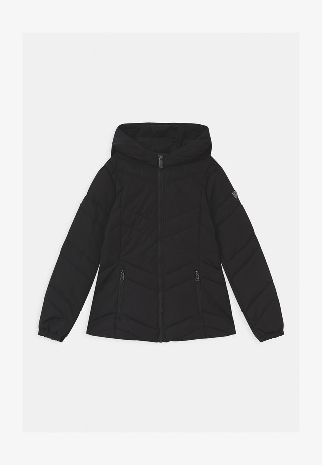 EA7 GIUBBOTTO - Winter jacket - black