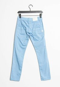 PLEASE - Straight leg jeans - blue - 1