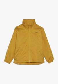 TINYCOTTONS - CAT JACKET - Zimní bunda - yellow/brown - 0