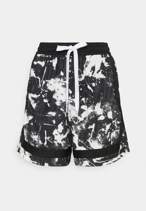 FLY CROSSOVER SHORT - kurze Sporthose - black/white