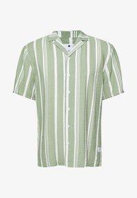 REVOLUTION - STRIPE - Shirt - green - 4