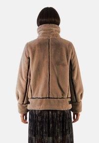 Oakwood - CULTURE - Light jacket - brown - 2