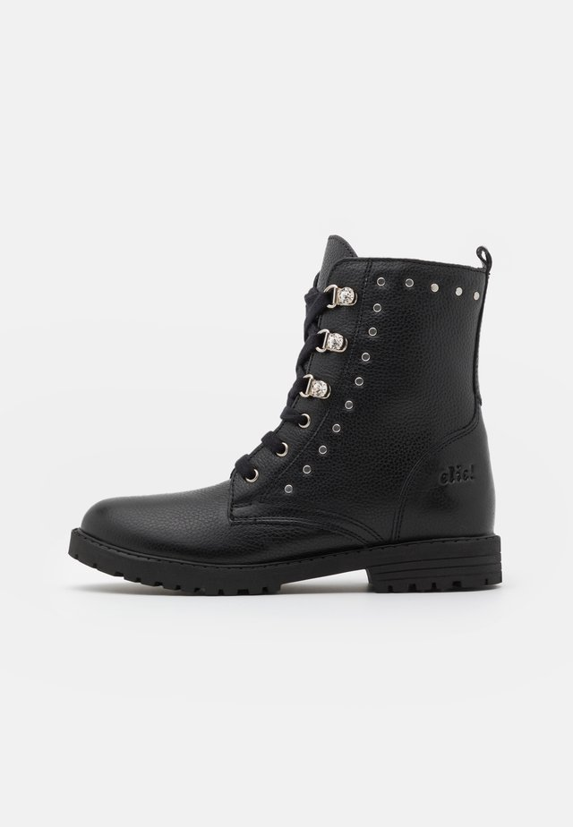 Lace-up ankle boots - piamonte