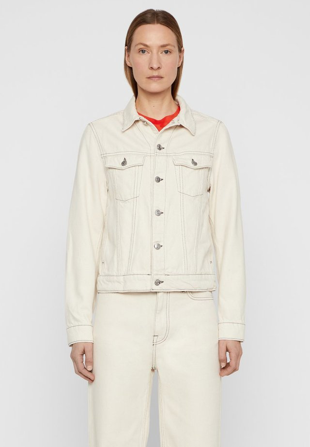 BELLE - Giacca di jeans - cloud white