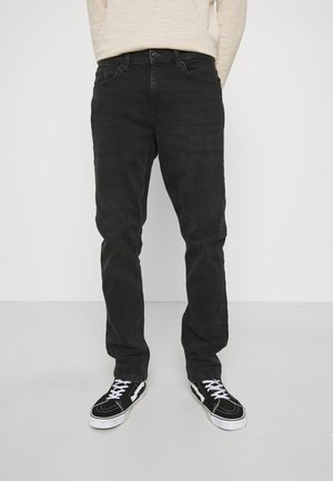 ONSWEFT LIFE - Jeans straight leg - black denim