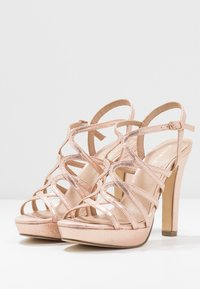 Menbur - High heeled sandals - even rose - 4
