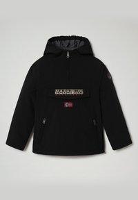 Napapijri - RAINFOREST POCKET - Light jacket - black 041 - 4