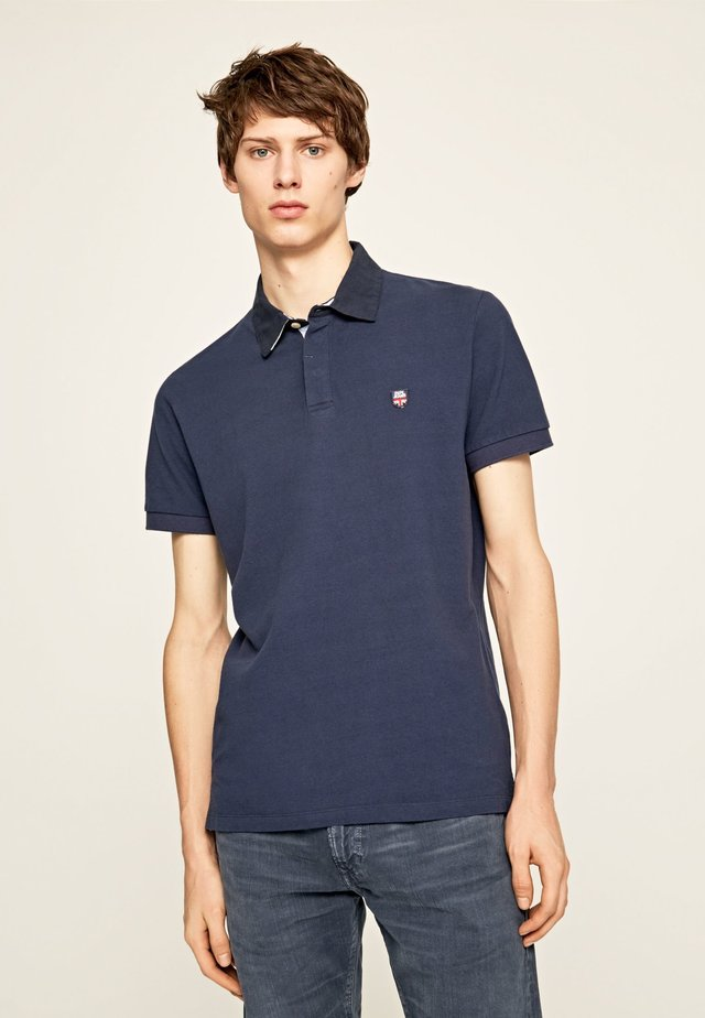 LEVYCE - Polo - blue