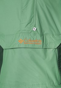 Columbia - CHALLENGER - Větrovka - thyme green/spruce - 2