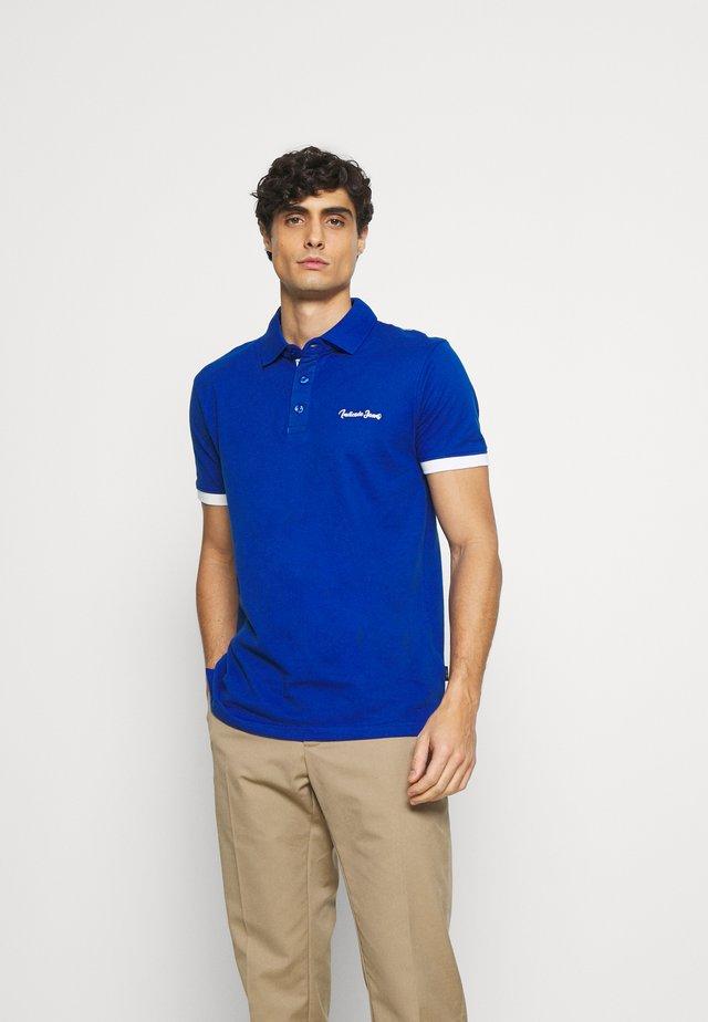 EARNEST - Poloshirt - blau