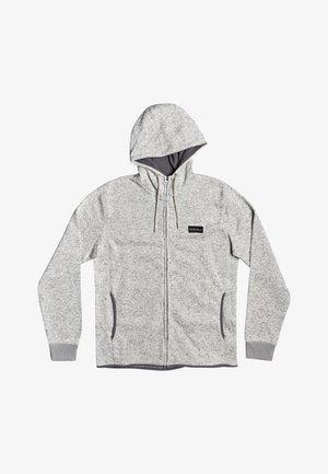 Keller  - Zip-up hoodie - light grey heather