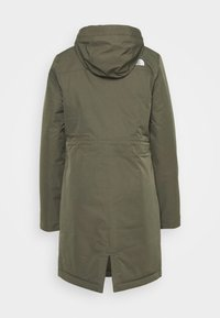 The North Face - RECYCLED ZANECK VANADIS - Parka - new taupe green - 8