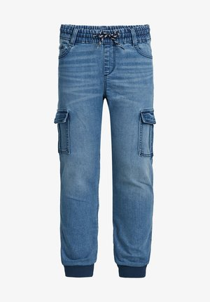 Vaqueros tapered - blue