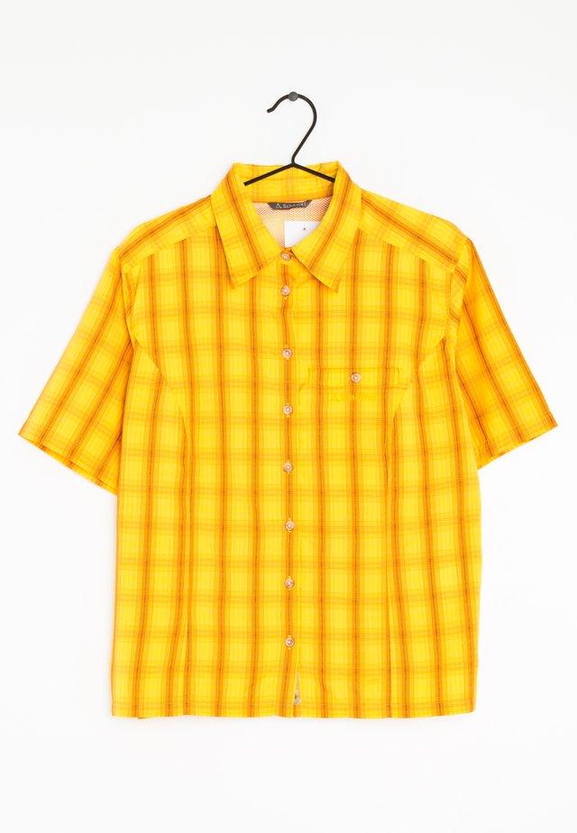 Overhemdblouse - light yellow