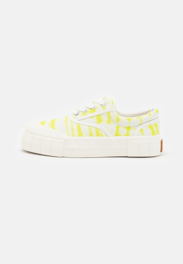 OPAL OMBRE UNISEX - Sneakers basse - lime
