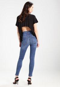 Dr.Denim - MOXY - Jeans Skinny Fit - mid blue - 3