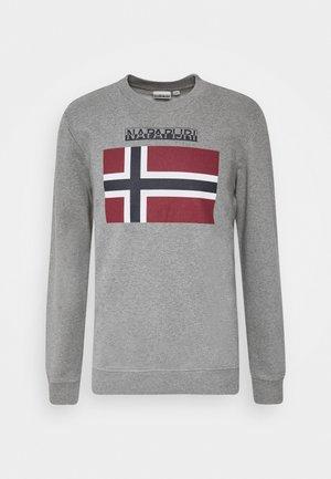 BELLYN - Sweatshirt - med grey melange