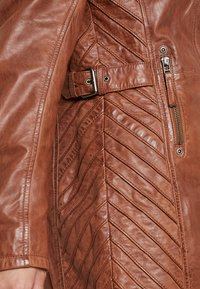 Gipsy - SELMA - Short coat - cognac - 5