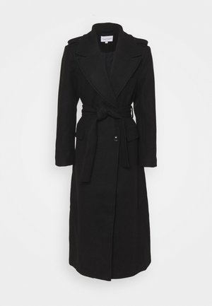 MATHILDE GØHLER BLEND COAT - Wollmantel/klassischer Mantel - black