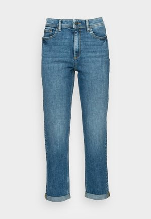 Straight leg jeans - blue medium