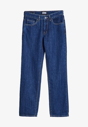 Relaxed fit jeans - mid indigo