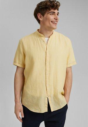 MELANGE - Shirt - light yellow