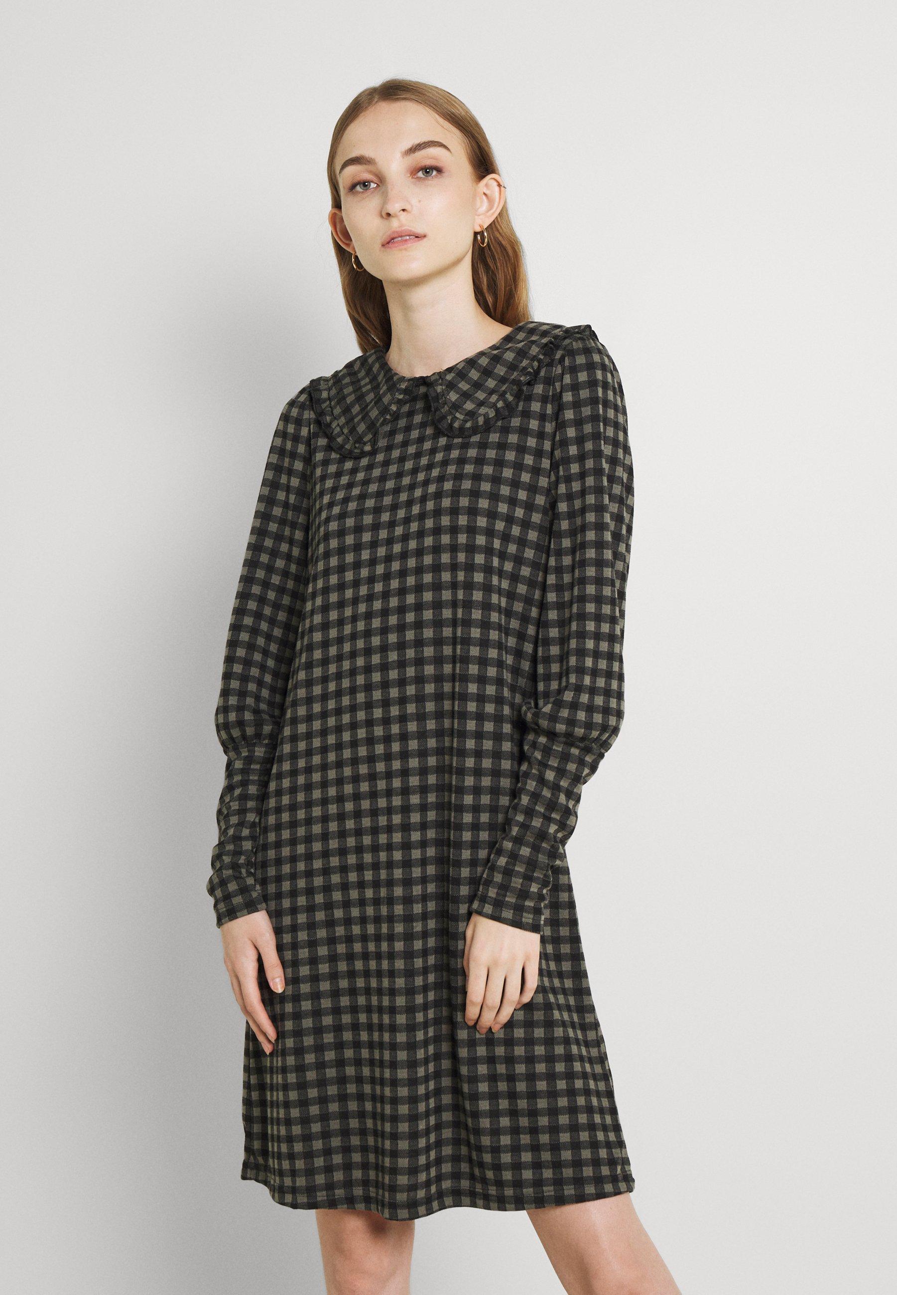 Damen NUALLI DRESS - Jerseykleid