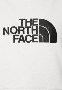 The North Face - DREW PEAK HOODIE - Hoodie - vintage white - 4