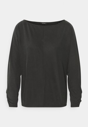 SEBOTA - Long sleeved top - slate grey melange