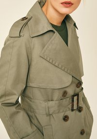 IVY & OAK - IVY & OAK - Trenchcoat - sage green - 8