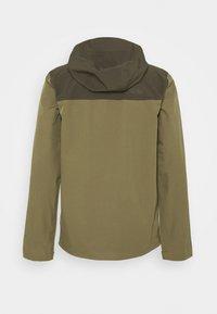 The North Face - APEX FLEX FUTURELIGHT JACKET - Hardshell jacket - olive/taupe - 7