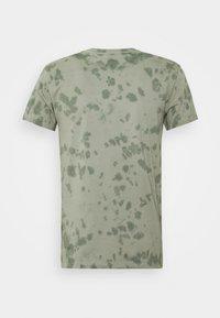 Schott - T-shirt print - kaki - 1