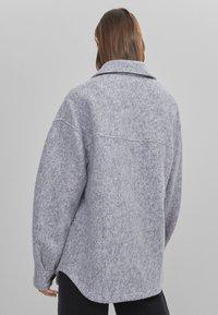 Bershka - Light jacket - light grey - 2