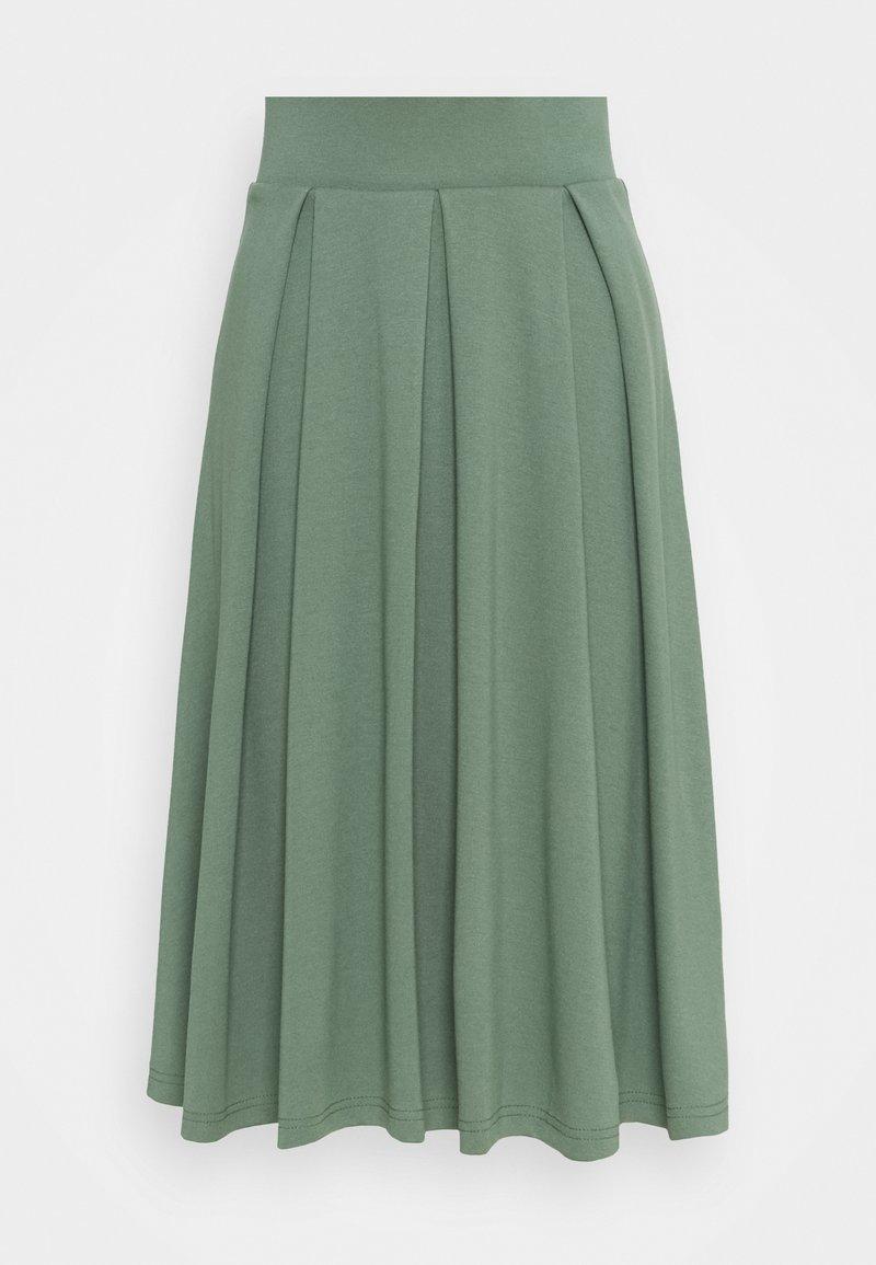 Anna Field - A-snit nederdel/ A-formede nederdele - light green