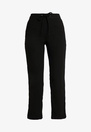 EJOGA - Spodnie materiałowe - noir