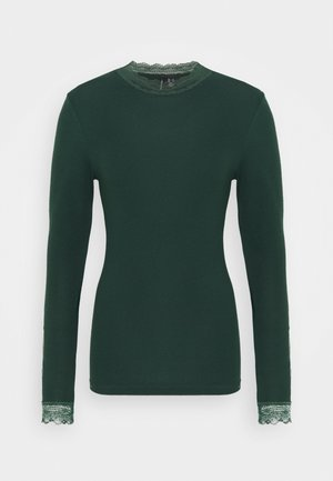 VMKATIE FUNNEL TEE - Long sleeved top - pine grove