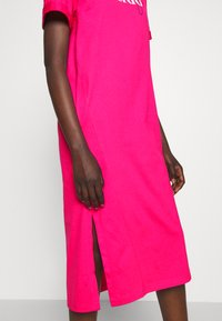 HUGO - NAILY - Maxi dress - bright pink - 4