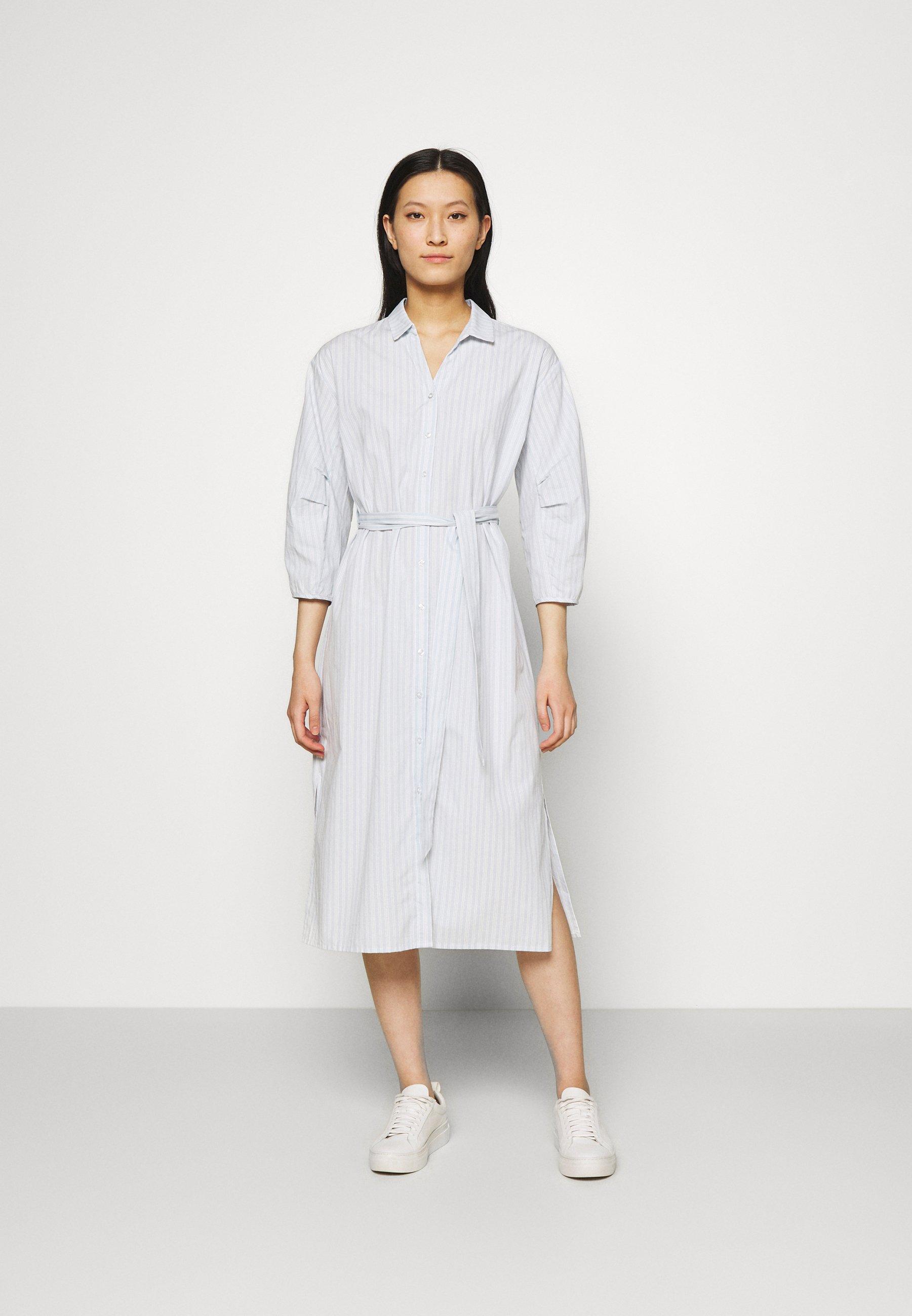 Mujer JASLEEN  - Vestido camisero - blue