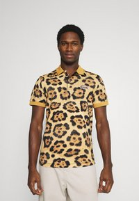Lacoste - LACOSTE X NATIONAL GEOGRAPHIC - Polo shirt - brown - 0