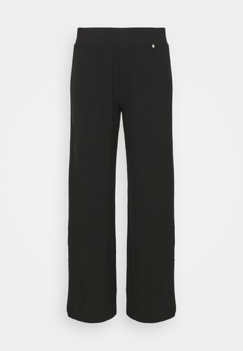 CLIMATE CONTROL CROPPED TROUSERS - Pyjama bottoms - black