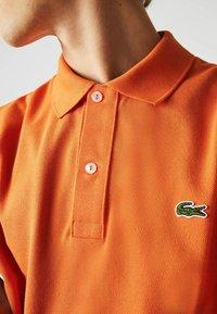 Lacoste - Polo shirt - orange - 4