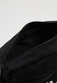 adidas Performance - ESSENTIALS LINEAR SPORT WAISTBAG - Bum bag - black/white - 5