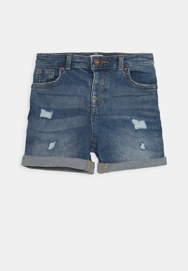 Shorts vaqueros - blue