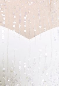 Adrianna Papell - HALTER BEADED GOWN - Occasion wear - ivory - 6