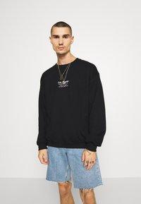 Topman - LOS ANG HERITAGE - Sweatshirt - black - 0