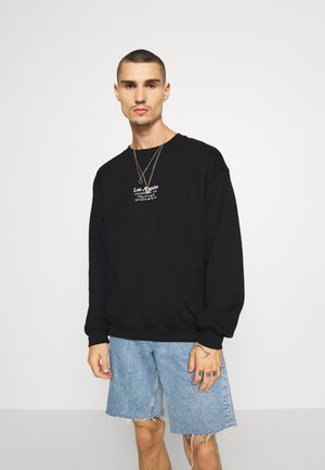 LOS ANG HERITAGE - Sweater - black