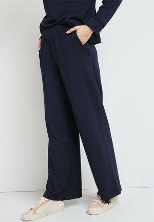 LOUNGE - Trousers - dark blue