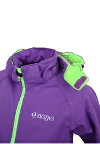 ZIGZAG - GRAND LAKE W-PRO  - Light jacket - purple - 2