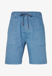 INDICODE JEANS - THISTED - Shorts - aegean blue - 4