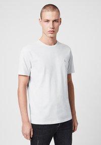 AllSaints - BRACE - Basic T-shirt - blue - 0
